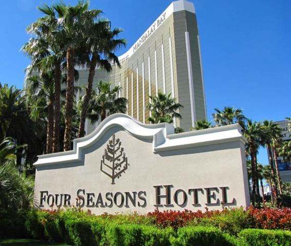 Hôtel Four Seasons de jour