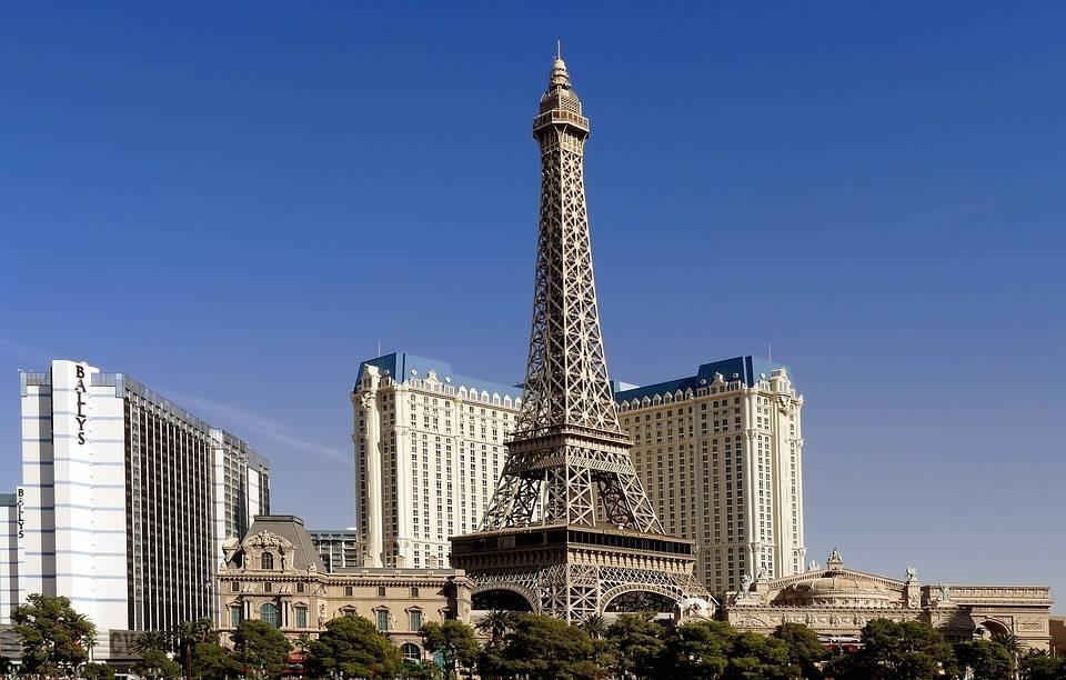Hôtel Paris de jour