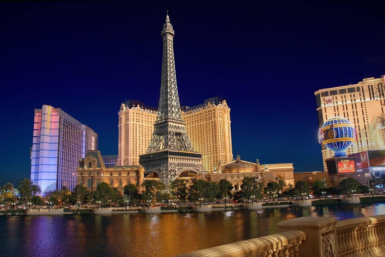 Hôtel Paris de nuit