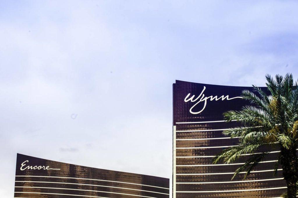 Hôtel Wynn de jour