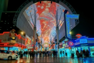 Viva Vision Downtown Las Vegas