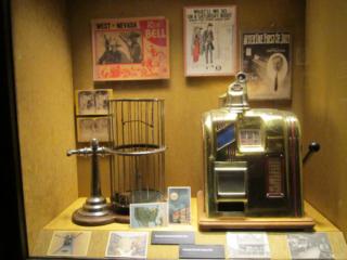 Mob Museum Exposition Machine à sous