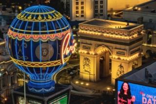 Arc de Triomphe Paris Las Vegas
