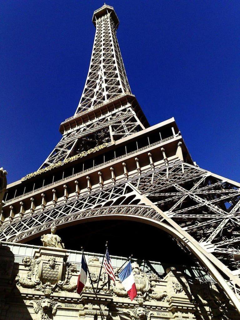 Tour Eiffel Paris Hotel Las Vegas