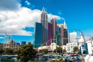 Grand 8 New York New York Strip Las Vegas