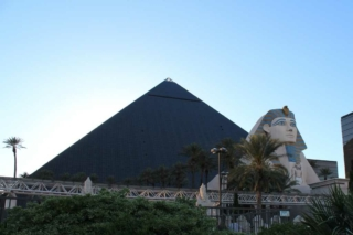 Pyramide Luxor Hotel Las Vegas