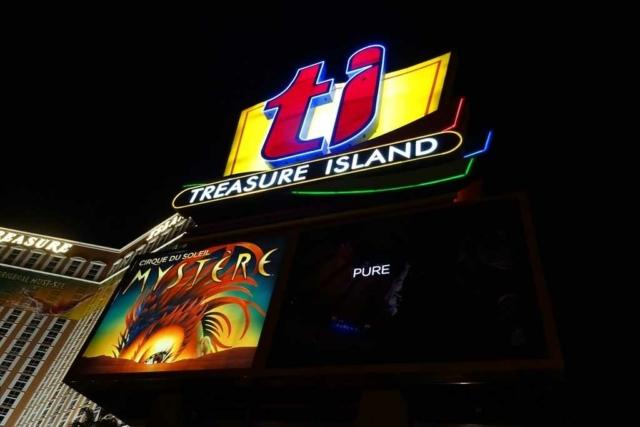 Treasure Island Hotel Las Vegas